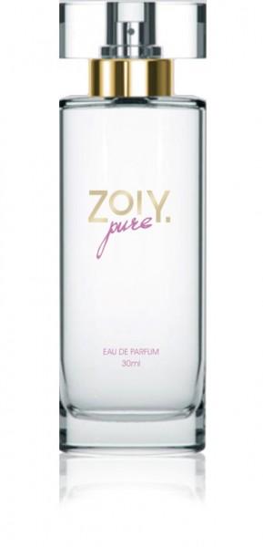 ZoiY Eau-de-Parfum, Frisch Blumig-Fruchtig, Elegant-Feminin Nischenparfüm, 30ml
